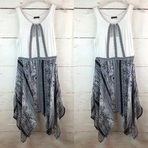 Venus | Handkerchief Dress, Size L